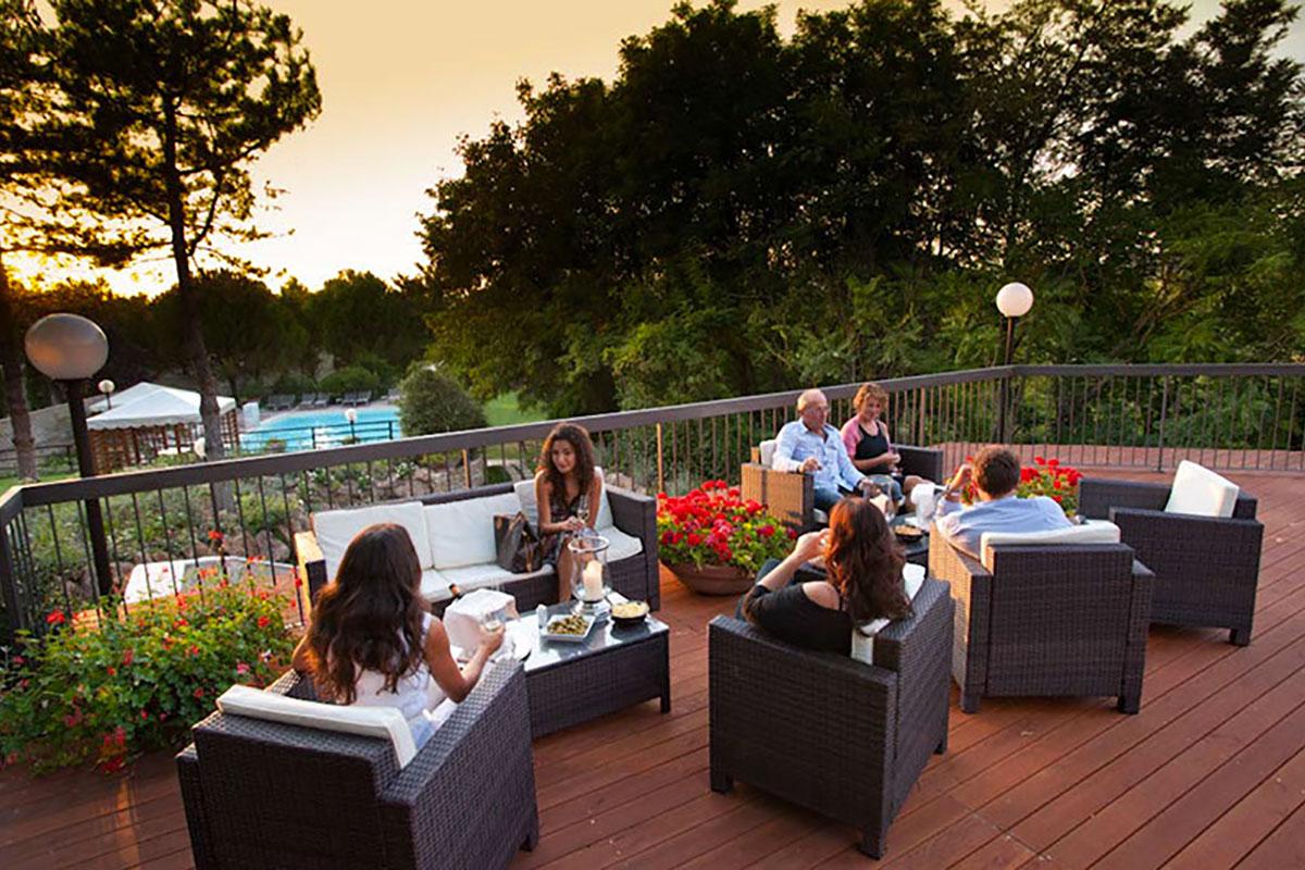 Rapolano Terme Hotel tre stelle a gestione familiare. Accogliente ed economico