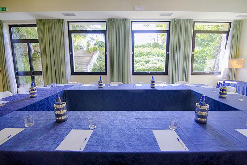 Sala meeting, Hotel Due Mari a Rapolano Terme