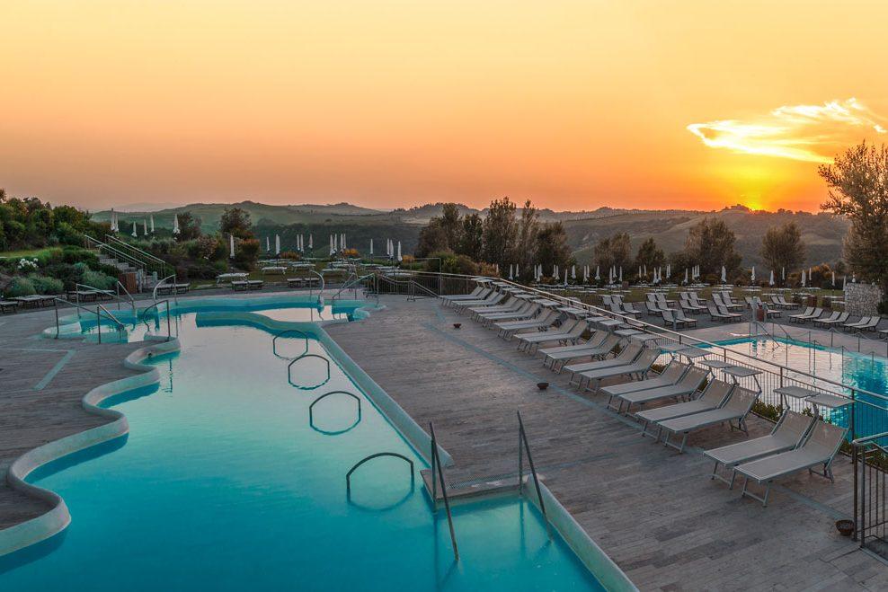 Hotel con Spa in Toscana, piscine interne e convenzione con terme